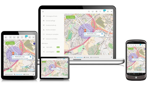10 kostenlose GPS tracking apps